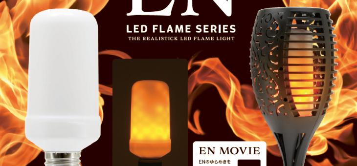 LED  FLAME  炎EN