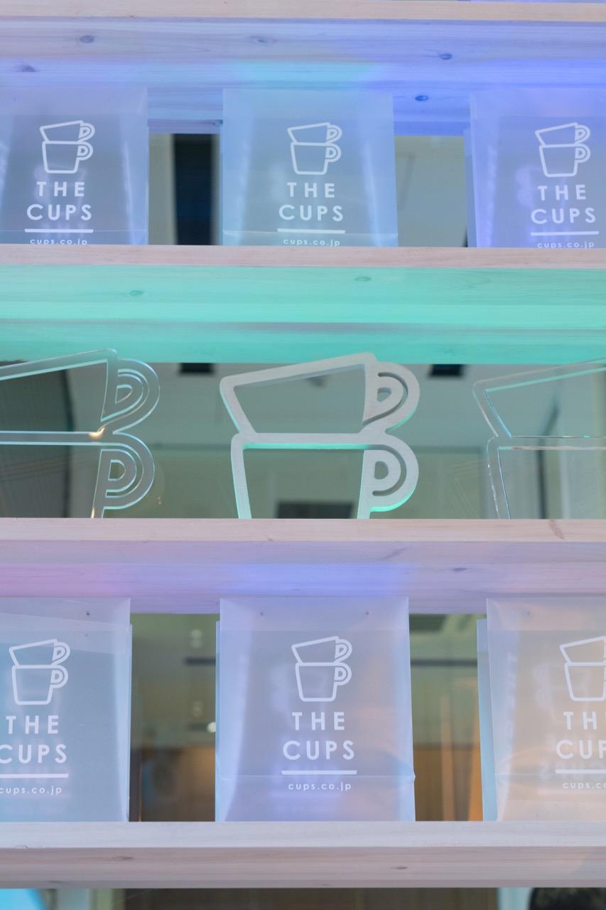 THE CUPS MEIEKI 完成