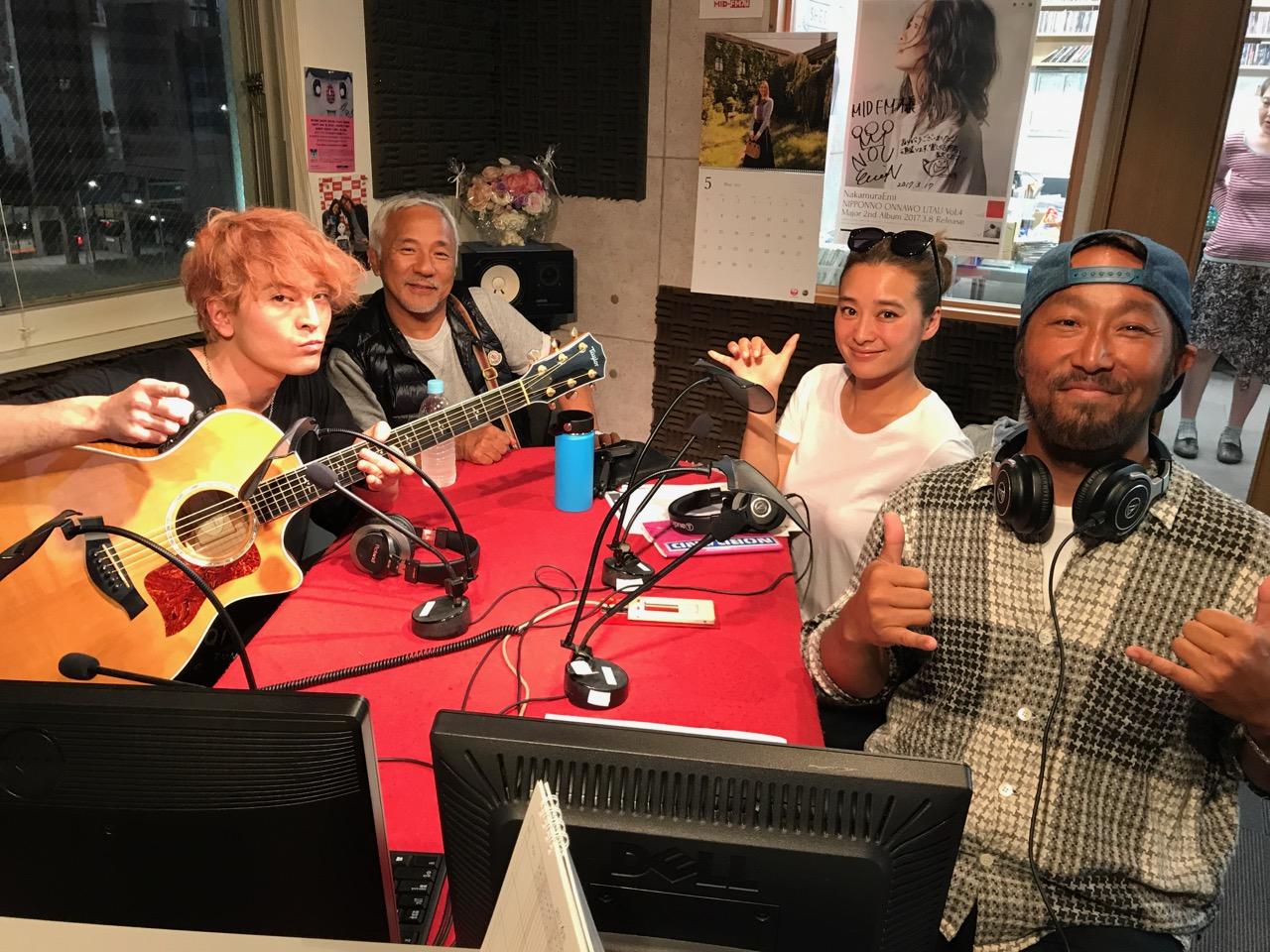 MID-FM761  TSUYOSHI-FM You-me radio