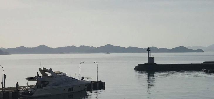 沖縄回航 7日目