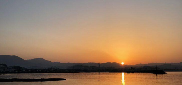 沖縄回航  2日目