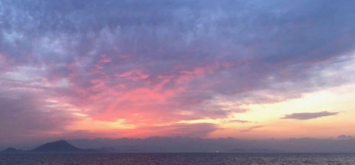 沖縄回航 3.4日目
