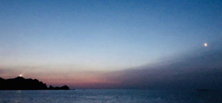 沖縄回航 5,6 日目