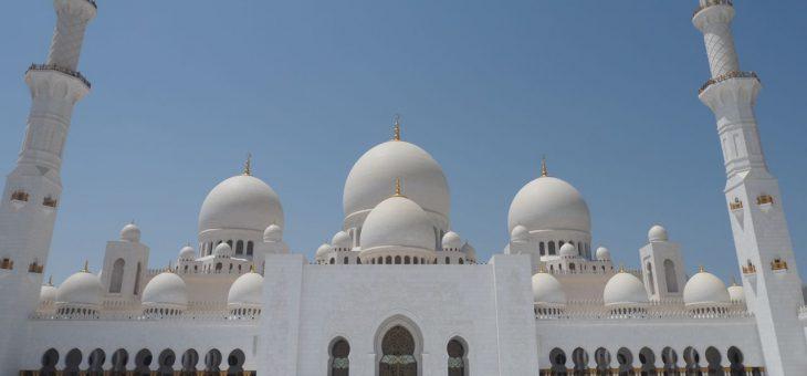 シェーク・ザイード モスク